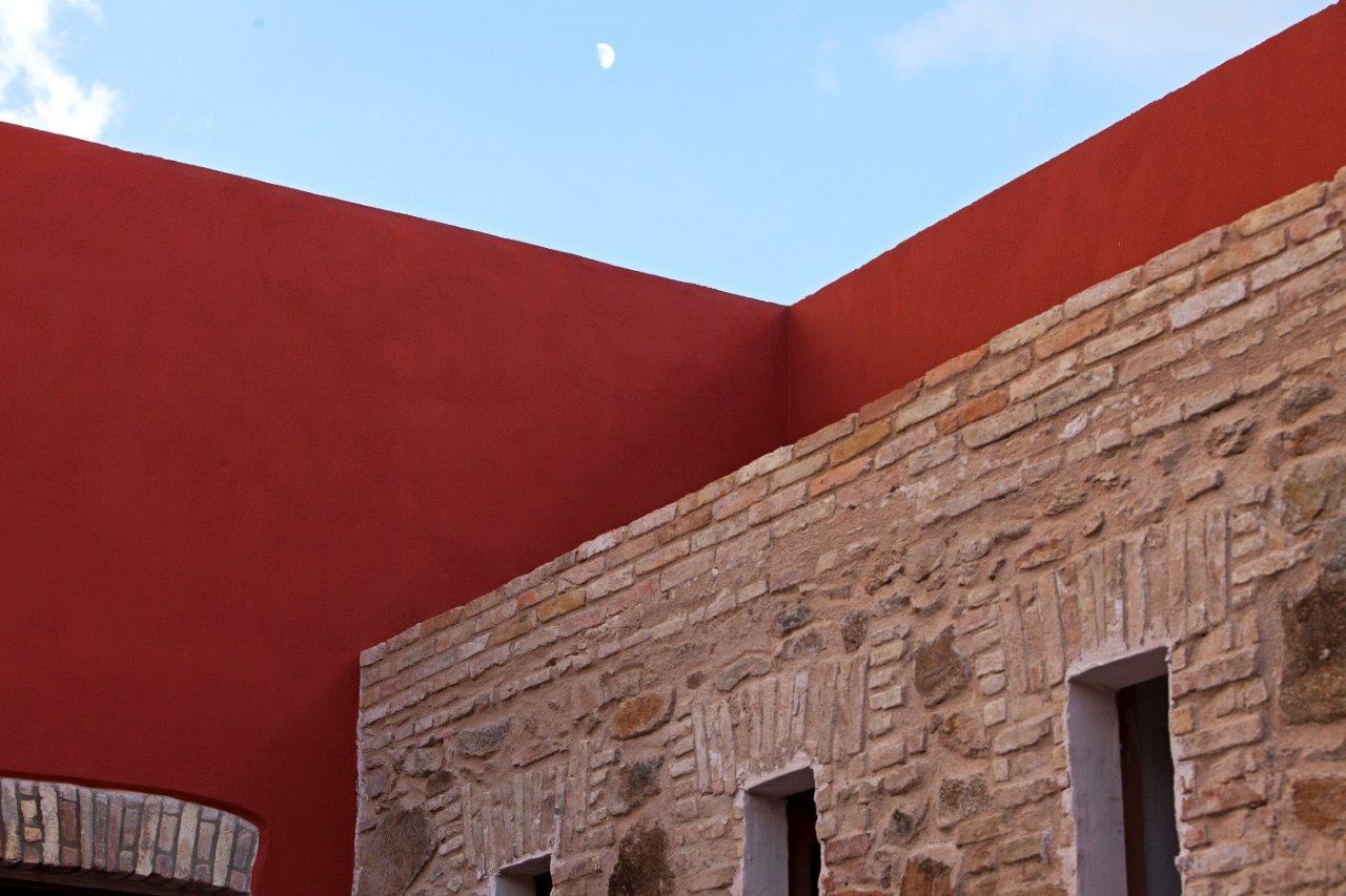 Ristrutturazione Faro Capo Spartivento