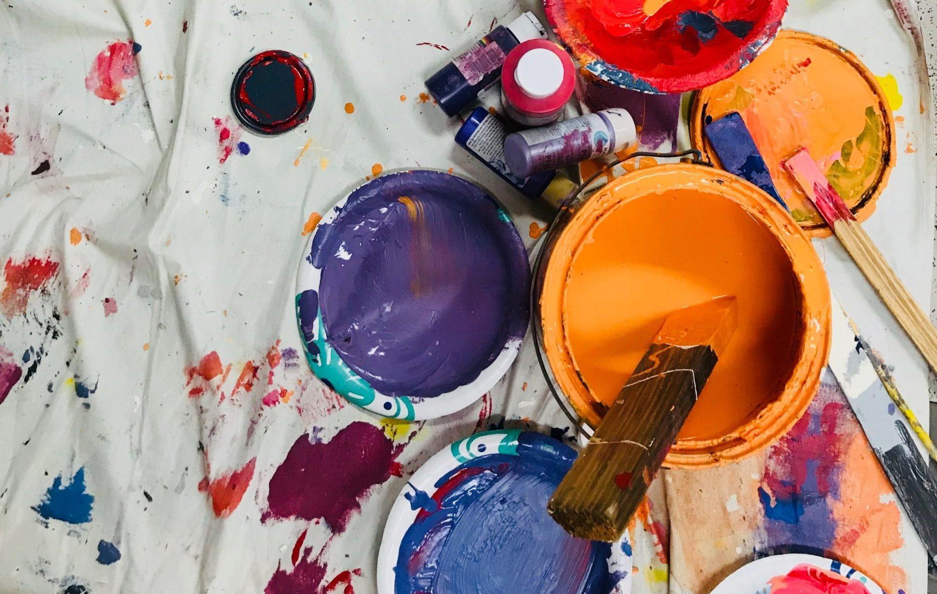 pittura lavabile e traspirante