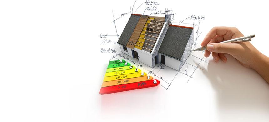 Classi energetiche delle abitazioni