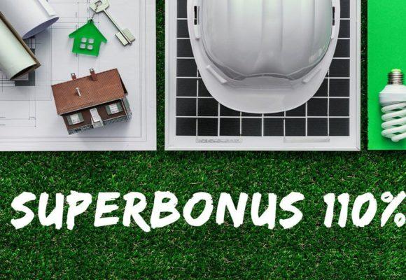 Quali interventi sono previsti dal Superbonus 110%