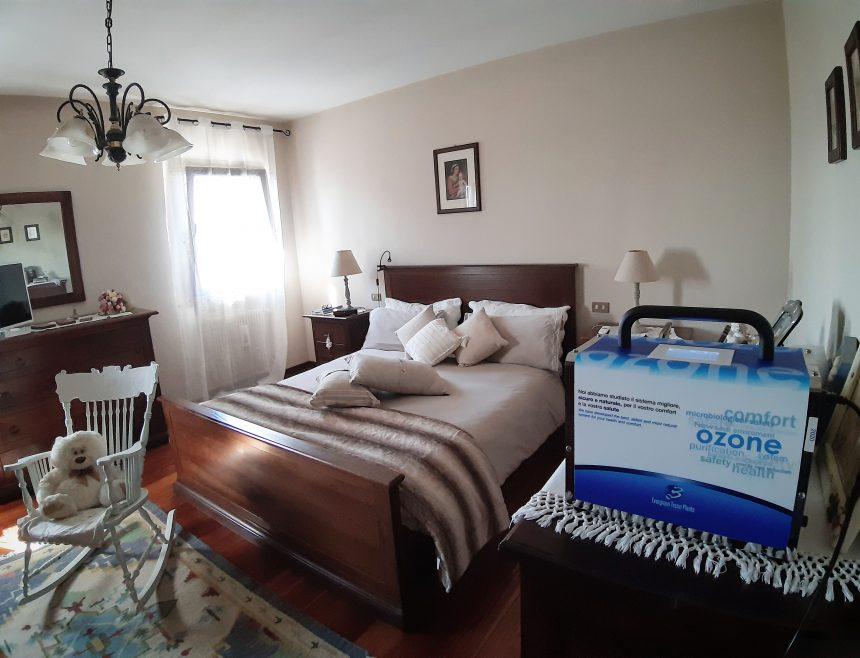L'ozonizzatore per sanificare l'aria di casa
