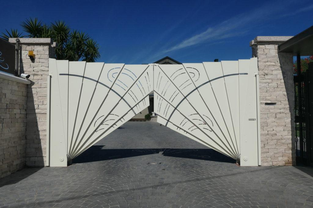 Installare un cancello